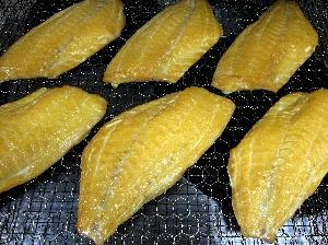 真鯛の燻製