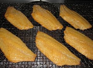 館山グルメ・真鯛の冷燻製
