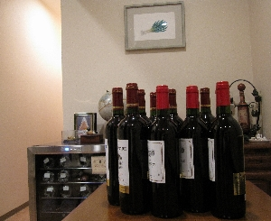 グラス用ワイン