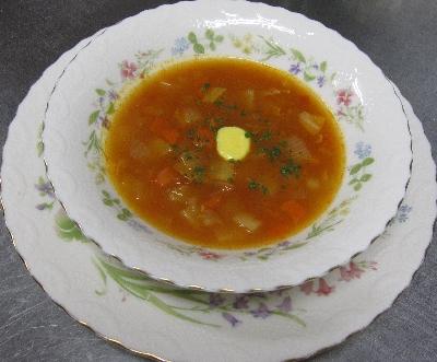 レストラン大澤・スープ